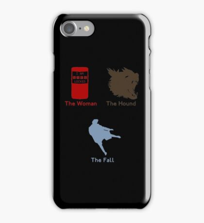 Sherlock Series 2--color iPhone Case/Skin