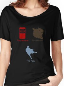 Sherlock Series 2--color Women's Relaxed Fit T-Shirt