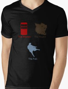 Sherlock Series 2--color Mens V-Neck T-Shirt