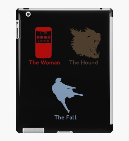 Sherlock Series 2--color iPad Case/Skin