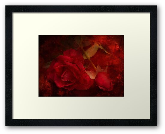 Vintage Roses by Trudy Wilkerson
