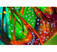 Oceanic Abstract Painting Photographic Print