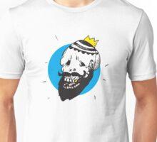 The Bearded Skull King Tee Unisex T-Shirt