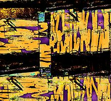 The Yellow Door by Richard  Tuvey