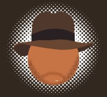 Indiana Jones Simple by Rechenmacher