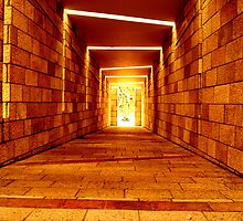 Corridor of Light by XD  Photography
