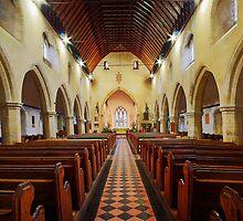 St Mary The Virgin, Salehurst by Dave Godden