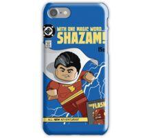 Lego Shazam! iPhone Case/Skin