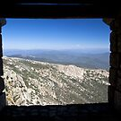 View from Mt Buffalo by John Vandeven