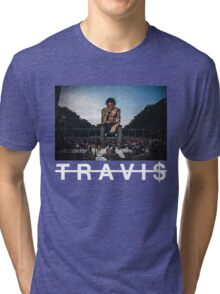 TRAVI$ SCOTT Tri-blend T-Shirt