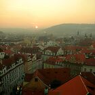 Prague Sunset by philrwesty