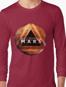 30 Seconds to Mars: Planet Design Long Sleeve T-Shirt