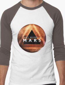 30 Seconds to Mars: Planet Design Men's Baseball ¾ T-Shirt