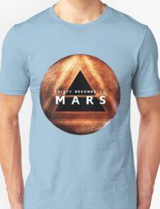 30 Seconds to Mars: Planet Design Unisex T-Shirt
