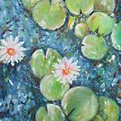 Lilypads by Patrick Miller