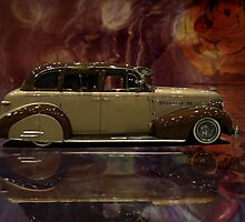 1939 Chevrolet Custom Sedan Low Rider by TeeMack