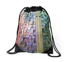 So many ideas. So few colors. Drawstring Bag