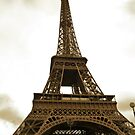 Eiffel Tower by Mahjabeen Mankani