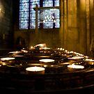 Notre Dame de Paris by Mahjabeen Mankani