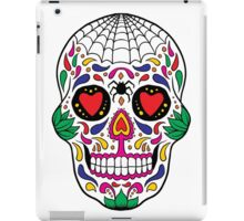 skull spider iPad Case/Skin