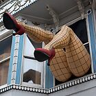 Fishnet Legs (San Francisco, California) by Brendon Perkins