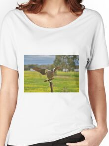 Balancing Act 2 Women's Relaxed Fit T-Shirt