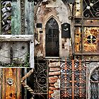 Textures of Recoleta by Robyn Lakeman