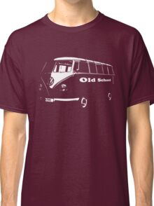 vw bus, Old School Classic T-Shirt
