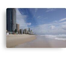 Surfers paradise, Gold coast,QLD, Australia  Metal Print