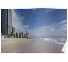 Surfers paradise, Gold coast,QLD, Australia  Poster