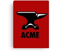 Acme Anvil Canvas Print