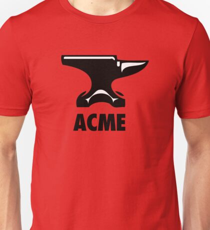 Acme Anvil Unisex T-Shirt