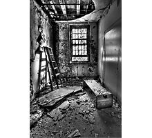 Hammer To Fall Photographic Print