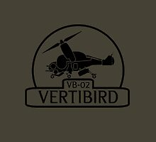 VB-02 Vertibird by GradientPowell