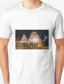 House of the Blackheads in Riga T-Shirt