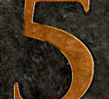 CS:GO 5 Year Veteran Coin Sticker