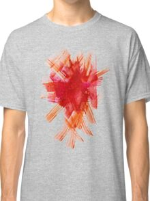 Colorful Watercolor Stroke Classic T-Shirt