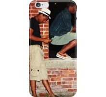 The Guys Cellulars Two iPhone Case/Skin