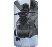 Chinook Helicopter Samsung Galaxy Case/Skin