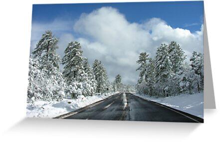 winter by LizzieMorrison