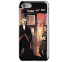 Capaldi Doctor Who iPhone Case/Skin