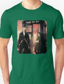 Capaldi Doctor Who T-Shirt