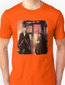 Capaldi Doctor Who Unisex T-Shirt