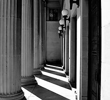 Pillars of Light by XD  Photography