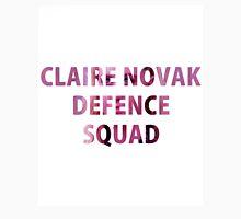 Claire Novak Defence Squad Unisex T-Shirt