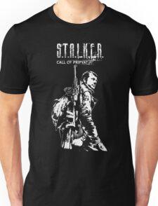 Stalker COP White Unisex T-Shirt