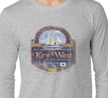 key west sail Long Sleeve T-Shirt