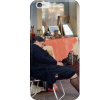 Tough Day Antiquing iPhone Case/Skin