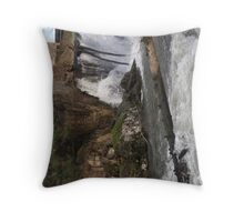 History on the Water Throw Pillow
