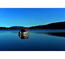 Te Anau. South Island, New Zealand (3) Photographic Print